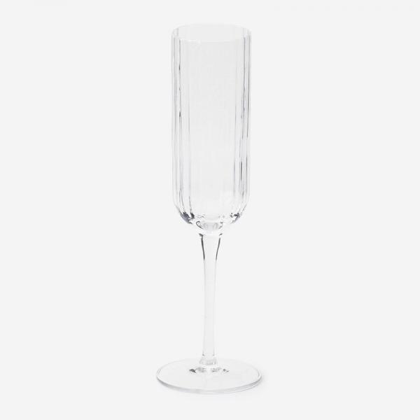 Luigi Bormioli BACH フルートグラス 210ml