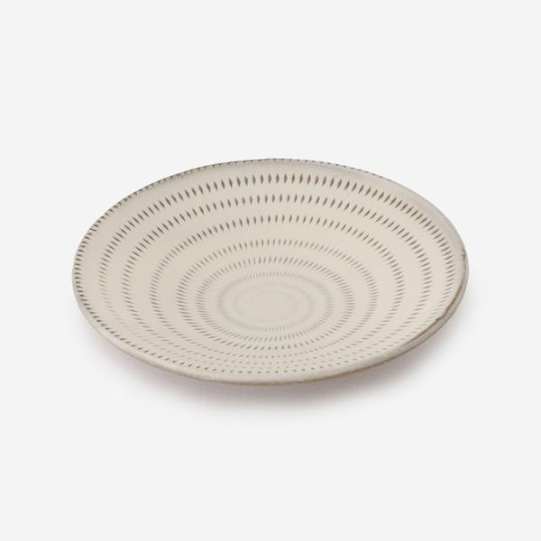 小石原焼 豆皿 トビカンナ