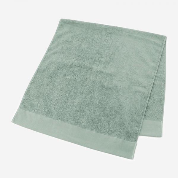 EVERY  バスタオル  60×130cm グリーン