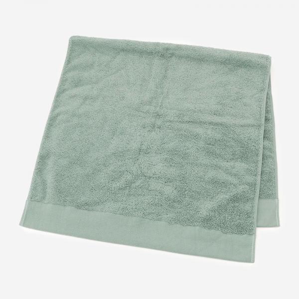 EVERY  ミニバスタオル  50×100cm グリーン