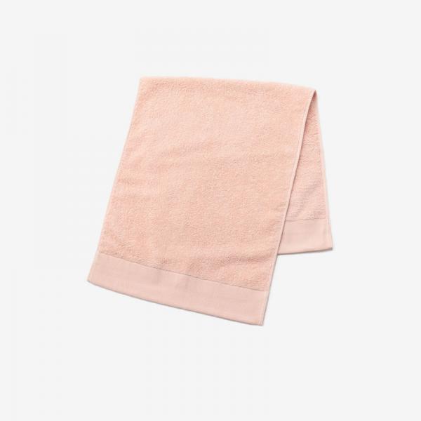 EVERY  フェイスタオル 34×80cm ピンク