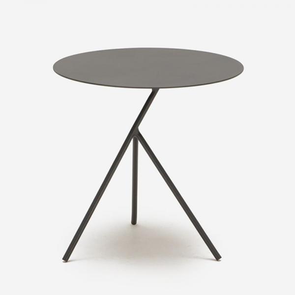 LUNA SIDE TABLE GRAY