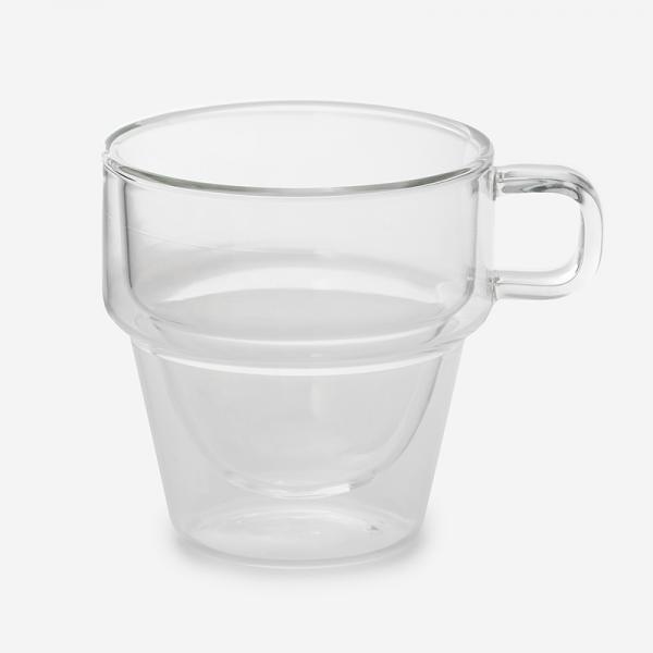 HARIO ダブルウォールスタックカップ