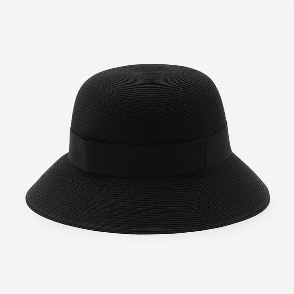 halo commodity HAT DOME RIBBON  ブラック