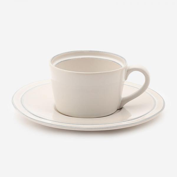VINTAGE CUP&SAUCER ホワイト