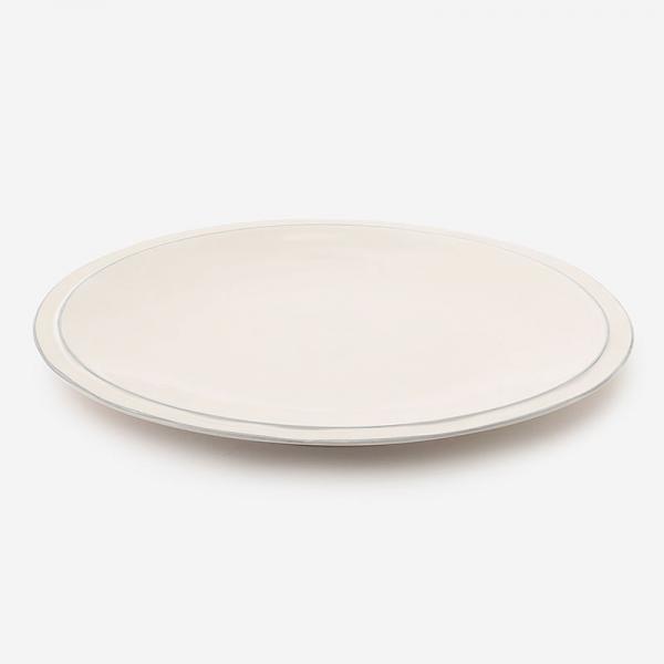 VINTAGE  DINNER PLATE R29.5cm ホワイト