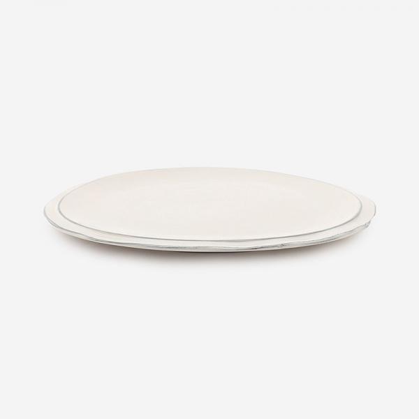 VINTAGE DESS PLATE R24.2cm ホワイト