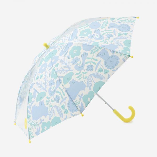 Wpc. for kids 雨傘 45cm アニマル