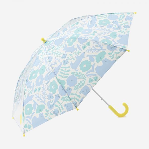 Wpc. for kids 雨傘 50cm アニマル