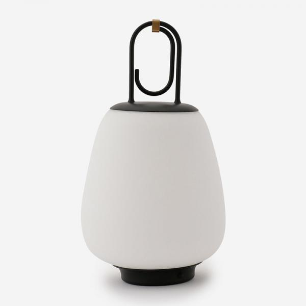 LUCCA TABLE LAMP BLACK