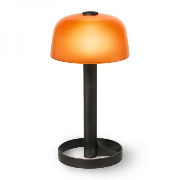 SOFT SPOT PORTABLE LAMP AMBER