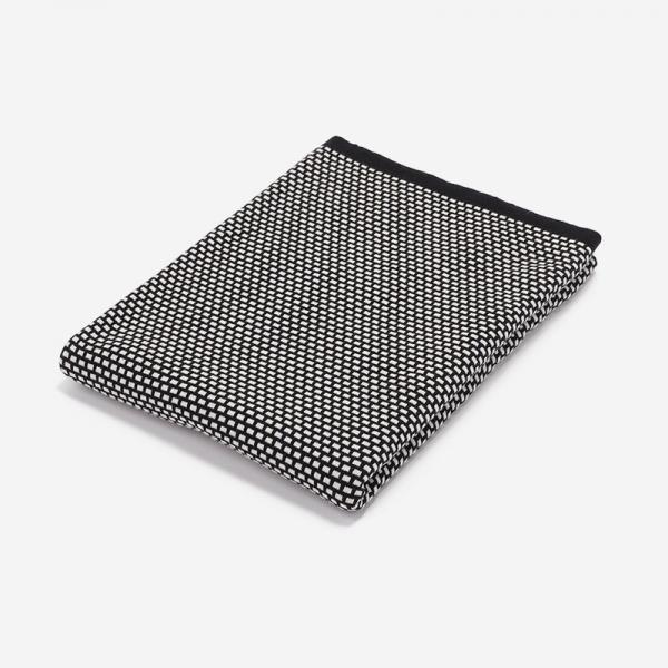 BLOCK スロー 130×180cm ブラック