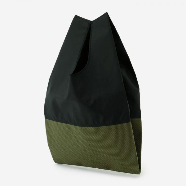 CaBas No.78 Shopper Bag Black/Khaki