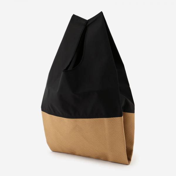 CaBas No.78 Shopper Bag Brown/Black