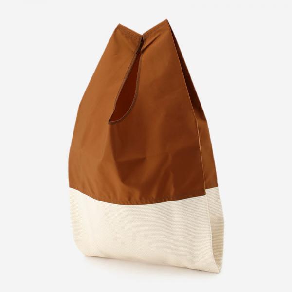 CaBas No.78 Shopper Bag White/Amber