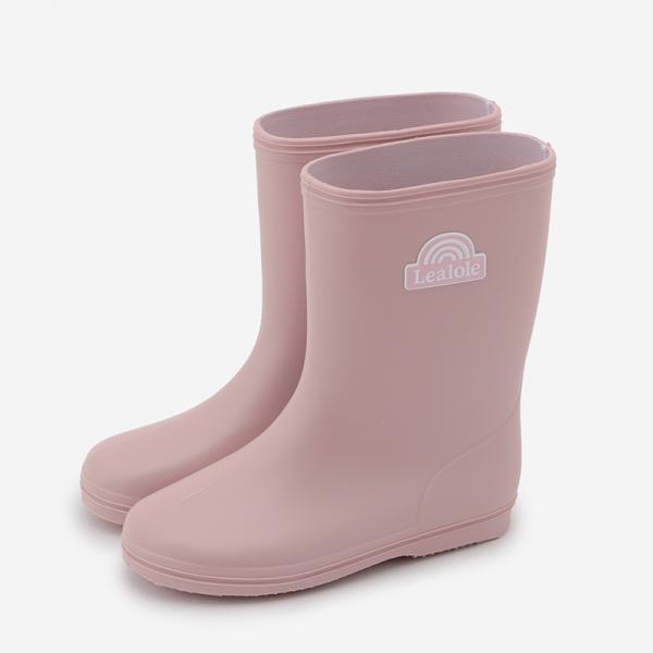 Leapepe レインシューズ 16cm ピンク