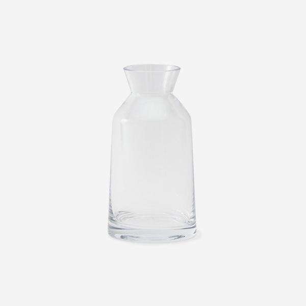 sarasa design b2c ミルクポットフラワーベース Sサイズ クリア