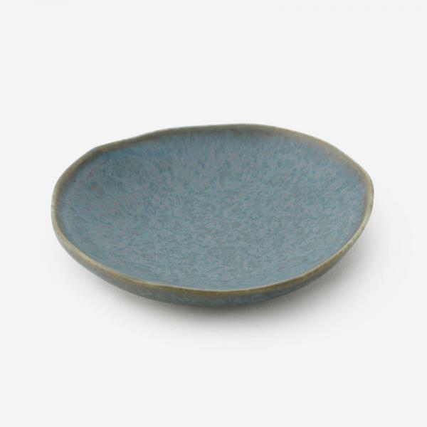 GREGE 豆皿 R7.3cm ブルー