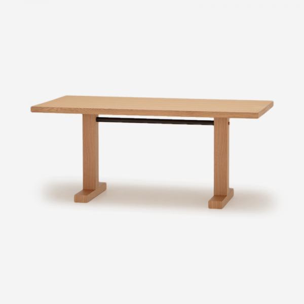 【6月上旬頃お届け】OWN-S ダイニングテーブル オーク 150×75