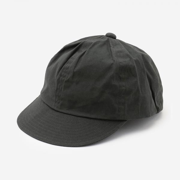 Nine Tailor LYMINGTON WAX CAP フォレスト