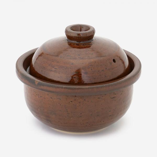 HOMELAND 1~2合 米炊き窯 ブラウン