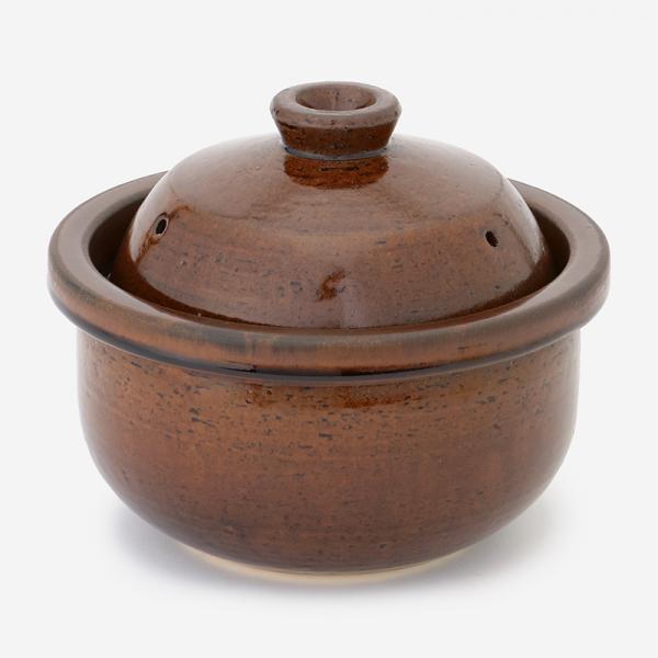 HOMELAND 3~4合 米炊き窯 ブラウン