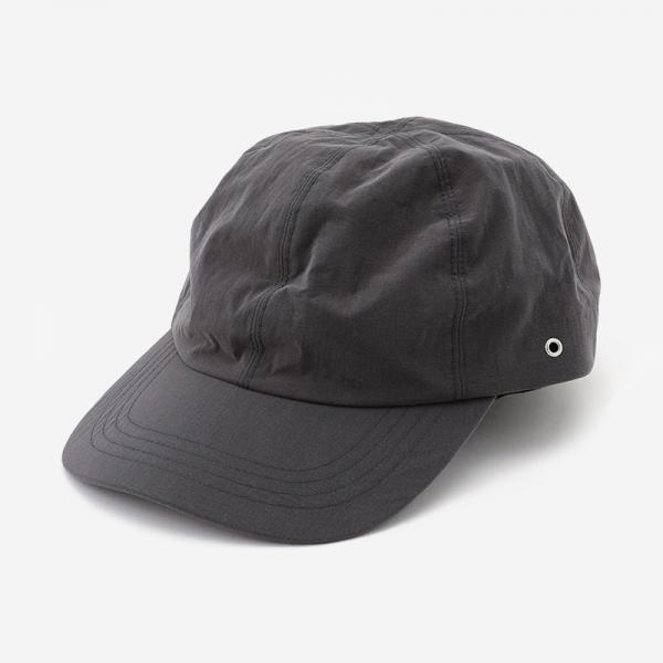 halocommodity SALT PATH CAP RAISED BLACK