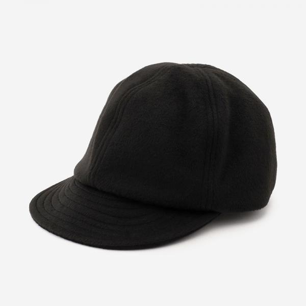 halocommodity NAP SMOOTH CAP ブラック