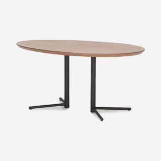 OWN-S ビッグサイドテーブル ウォールナット W140cm