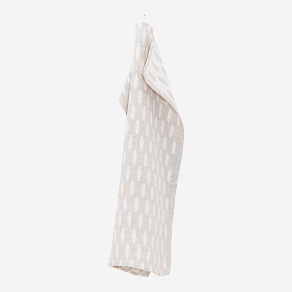 LAPUAN KANKURIT HELMI towel 48×70cm white-linen