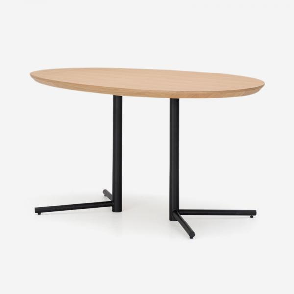 OWN-S ビッグサイドテーブル オーク W120cm