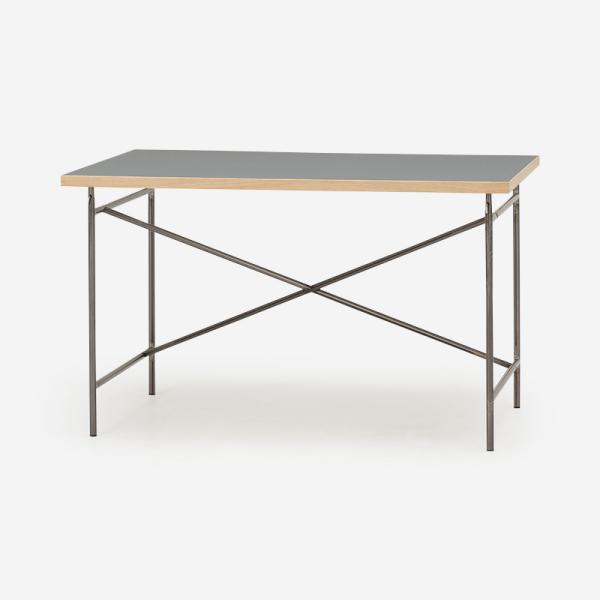 EIERMANN 1 テーブル W120 PEWTER / LEG SILVER