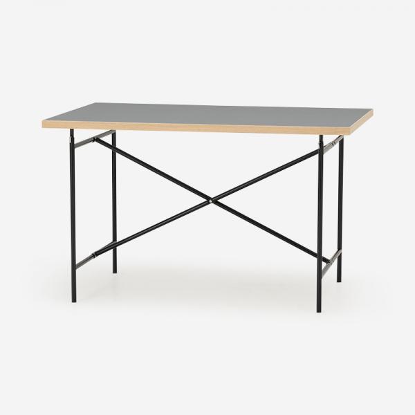 EIERMANN 2 テーブル W120 PEWTER / LEG BLACK