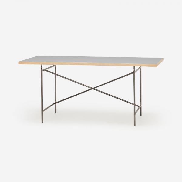 EIERMANN 1 テーブル W160 ASH GRAY / LEG SILVER