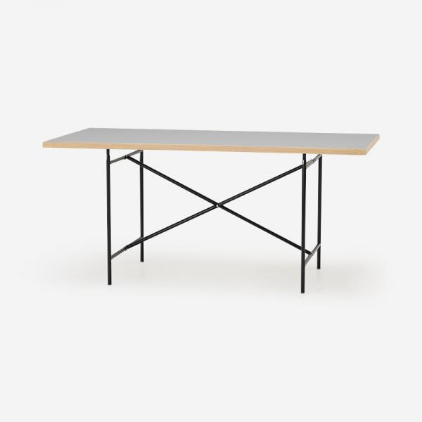 EIERMANN 2 テーブル W160 ASH GRAY / LEG BLACK