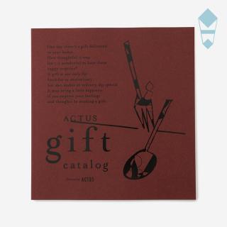 【熨斗】ACTUSギフトカタログ ボルドー