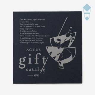 【熨斗】ACTUSギフトカタログ インディゴ