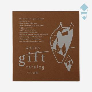 【熨斗】ACTUSギフトカタログ カカオ