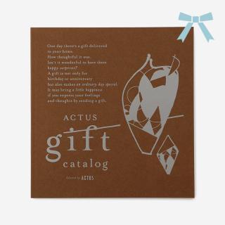 【リボン】ACTUSギフトカタログ カカオ