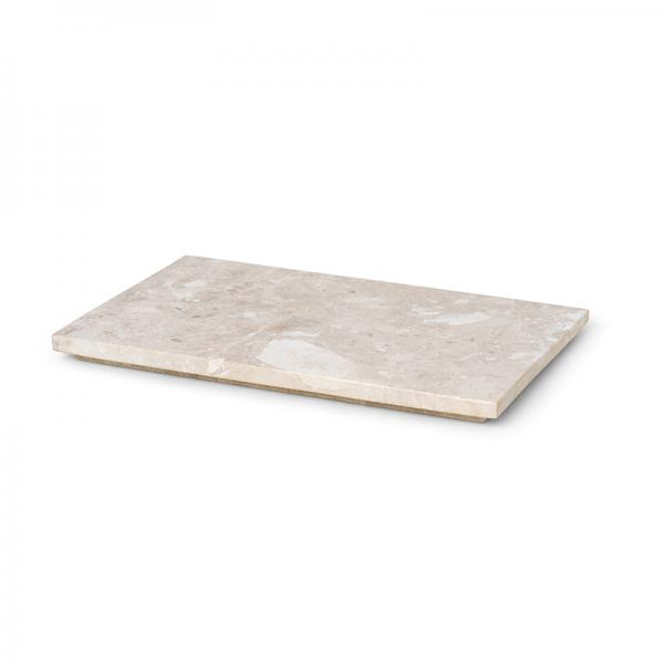 ferm LIVING Tray for Plant Box  Marble