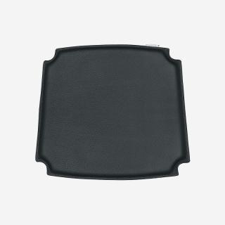 CH24 /Y チェア専用 レザークッション ブラック