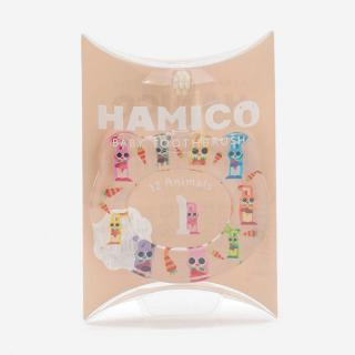 Hamico ベビー歯ブラシ ウサギ