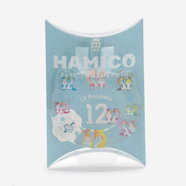 Hamico ベビー歯ブラシ ペンギン