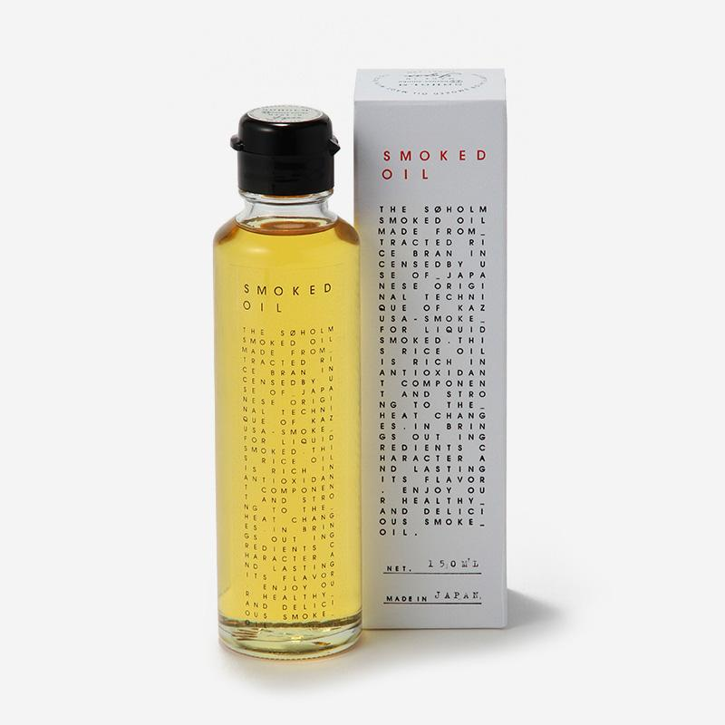 SOHOLM SMOKED OIL
