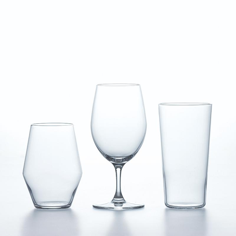 薄づくりビアグラスセット