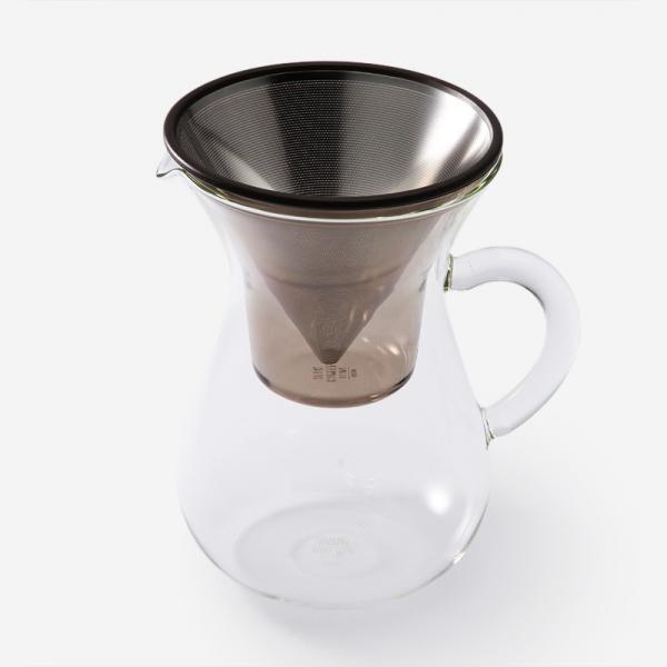 コーヒーカラフェセット ステンレス