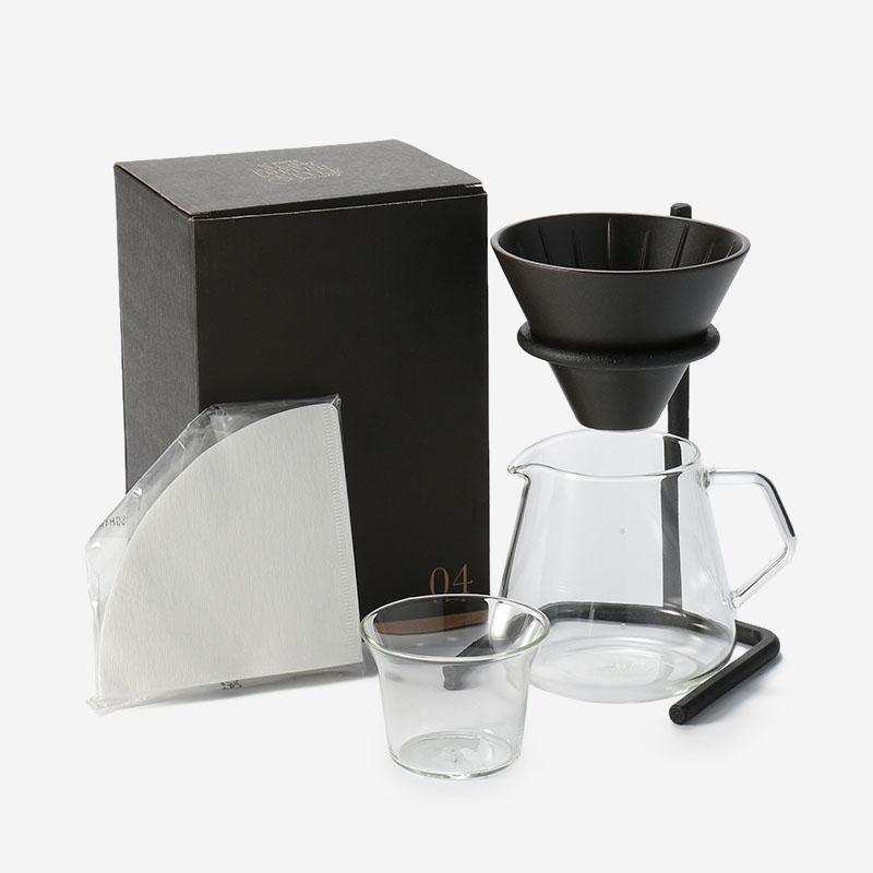 SLOW COFFEE STYLE ブリュワースタンドセット 4CUP