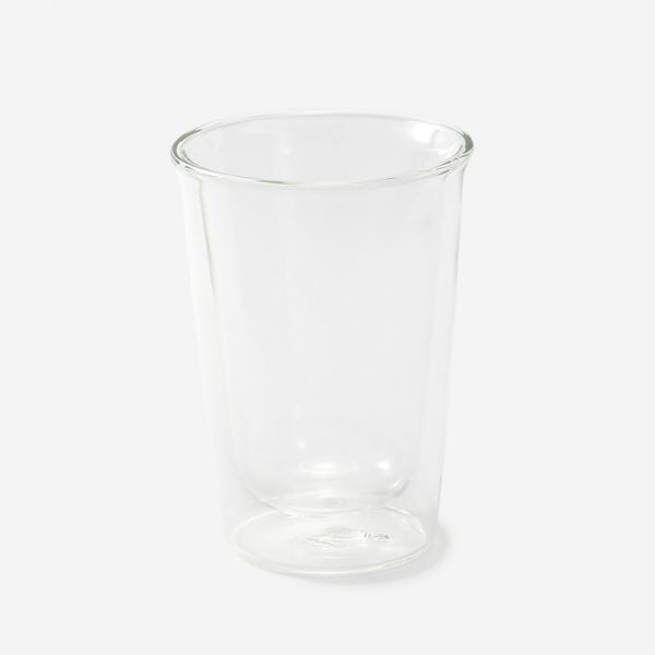 KINTO ダブルウォールカクテルグラス