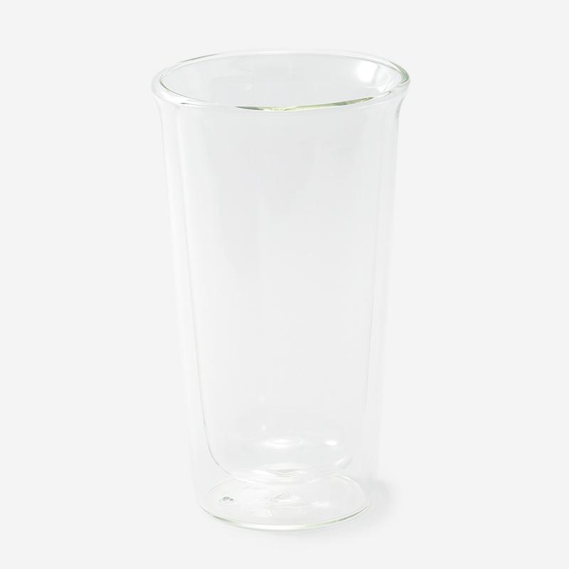 KINTO ダブルウォールビアグラス