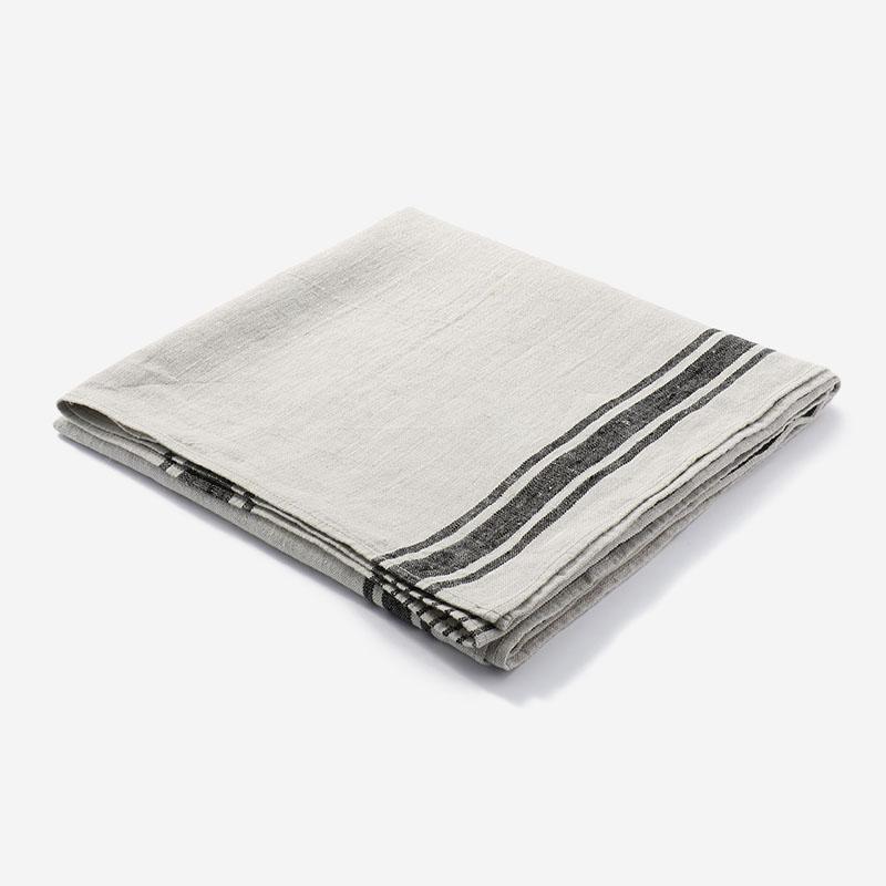 RISE&SHINE VILLAGEテーブルクロス 100cm×140cm ホワイト